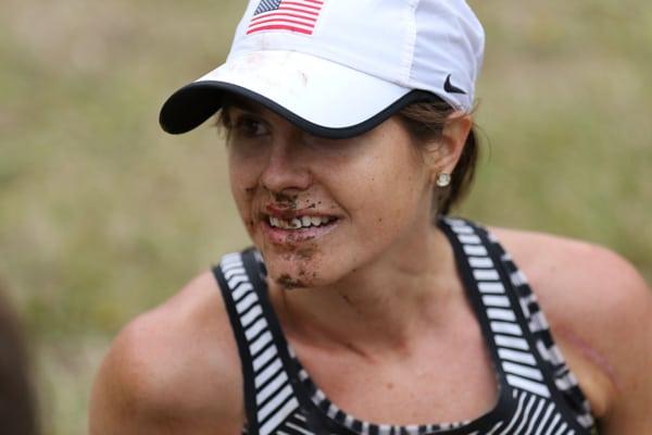 Megan Roche - 2016 Tamalpa Headlands 50k Champion