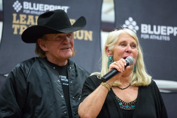 Merilee Maupin and Ken Chlouber 11