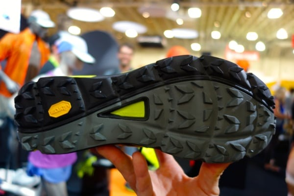 The North Face Ultra Vertical - Outsole