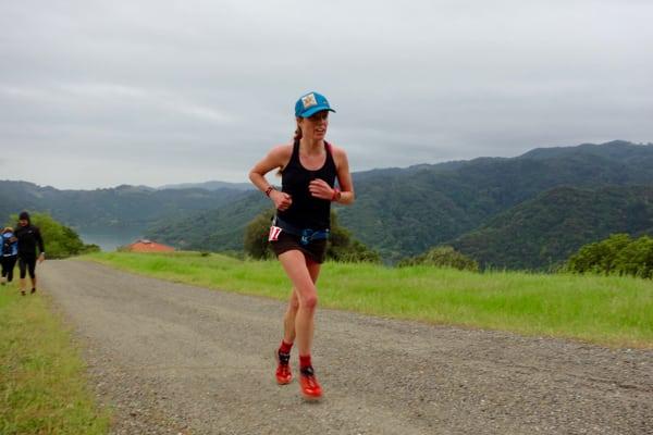 Uphill Running Form