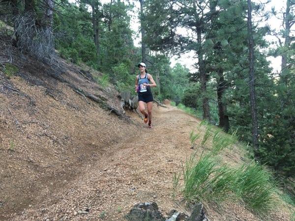 Megan Roche, 2016 USATF 30k Trail National Championships champion