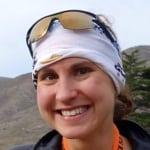 2015 The North Face Endurance Challenge 50 Mile Championships - Larisa Dannis