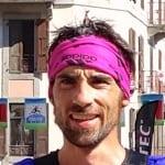 Luis Alberto Hernando - 2015 UTMB second