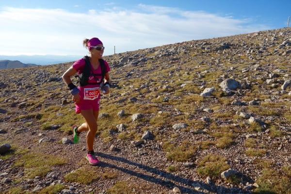 Gemma Arenas - 2016 Ultra Pirineu champion