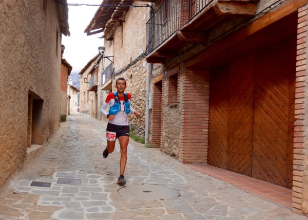 Miguel Heras - 2016 Ultra Pirineu Champion