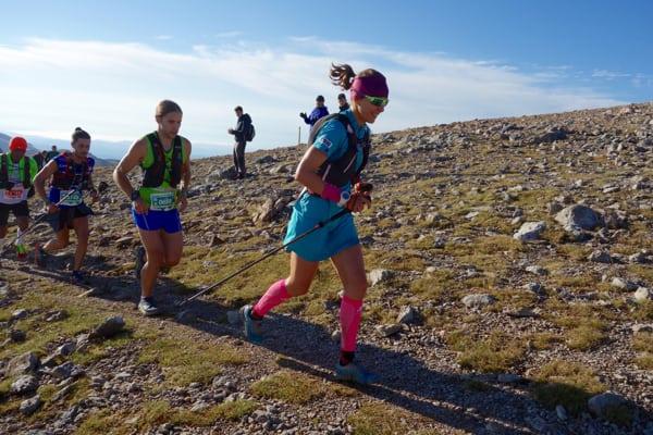 Anna Comet - 2016 Ultra Pirineu third place