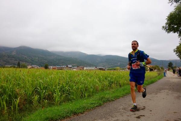 Jessed Hernandez - 2016 Ultra Pirineu second place