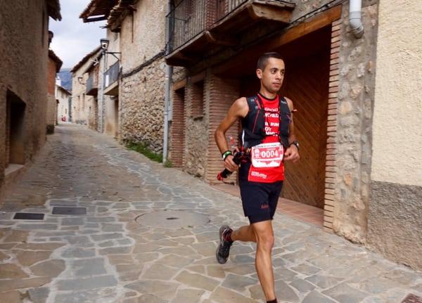 Cristofer Clemente - 2016 Ultra Pirineu third place