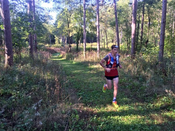 Scott Gall, 2016 The North Face Endurance Challenge 50 Mile - Wisconsin Champion