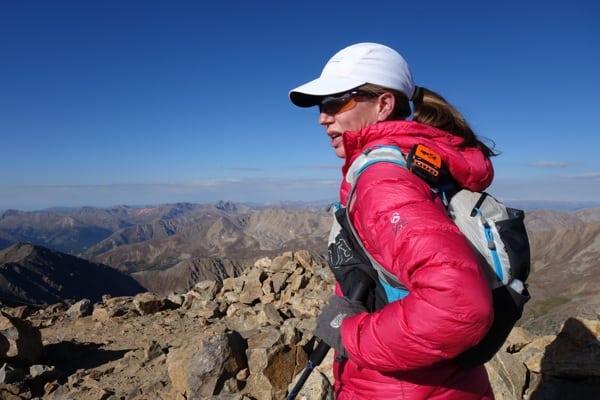 2016 Nolans 14 - Meghan Hicks - Mount Elbert Summit