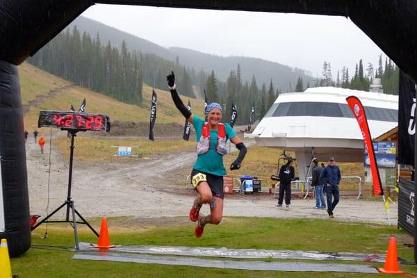 Ida Nilsson - 2016 The Rut 50k Champion