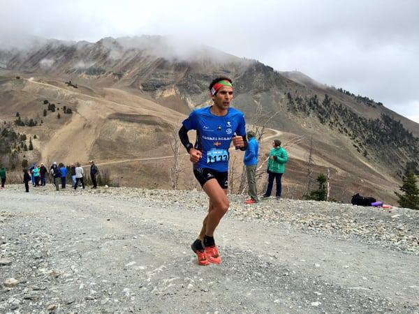 Hassan Ait Chaou - 2016 The Rut 28k Champion
