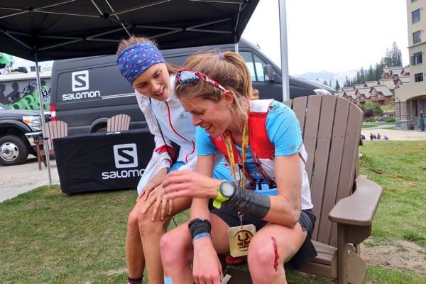 Laura Orgue - 2016 The Rut 28k third place