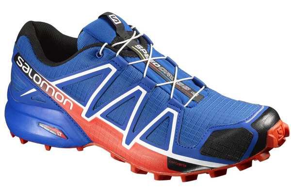 Salomon Speedcross 4 - blue