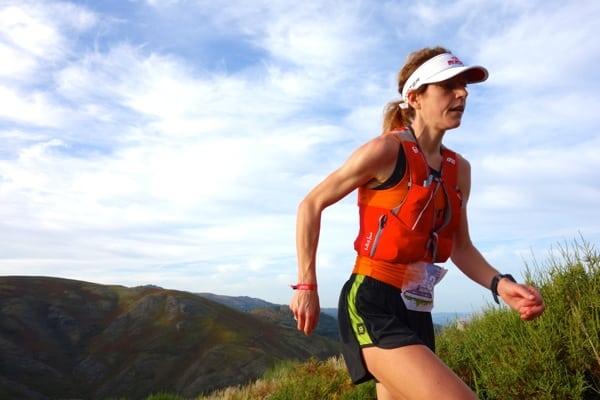 2016 IAU Trail World Championships - Ragna Debats