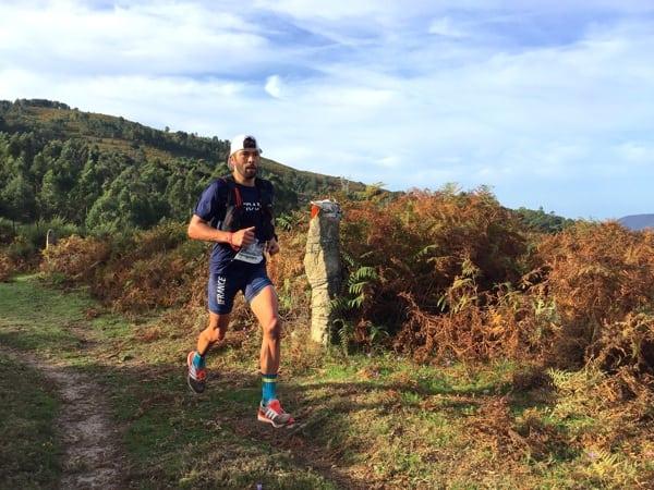 2016 IAU Trail World Championships - Sylvain Court
