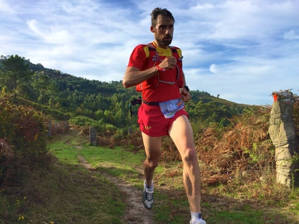 2016 IAU Trail World Championships - Luis Alberto Hernando