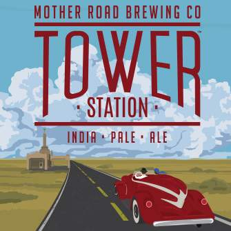Mother Road Brewing Tower Station IPA