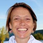 Nathalie Maucliar - 2015 IAU Trail World Championships