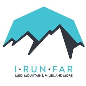 iRunFar logo - square with tagline