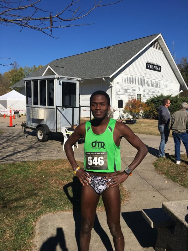 Coree Woltering - 2016 Tunnel Hill 50 Mile Champion