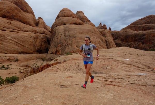 Addie Bracy, 2016 Moab Trail Marathon champion