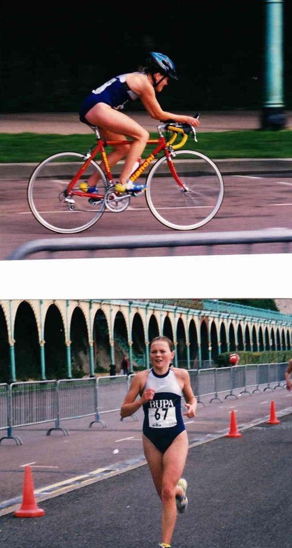 Jo Meek - triathlon
