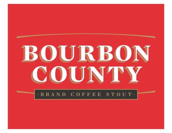 Goose Island Beer Company Bourbon County Brand Coffee Stout