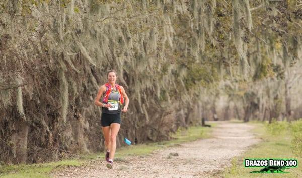 Caroline Boller - 2016 Brazos Bend 50 Mile