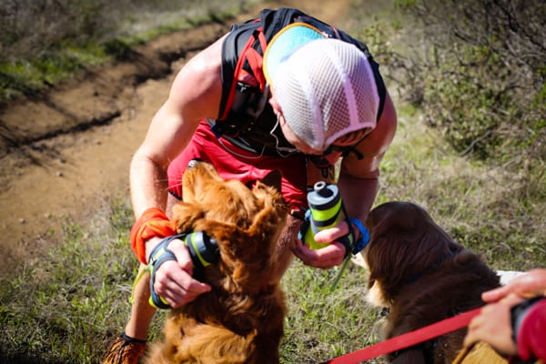 2016 The North Face Endurance Challenge 50 Mile Championships - mile 32