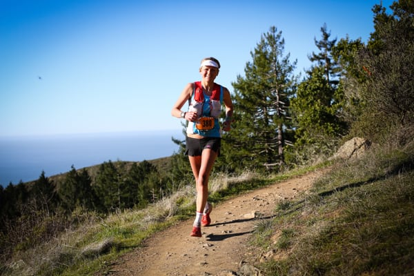 2016 The North Face Endurance Challenge 50 Mile Championships - Ida Nilsson mile 32