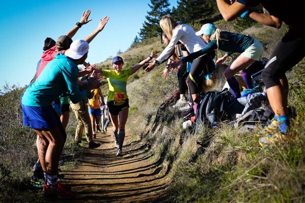 2016 The North Face Endurance Challenge 50 Mile Championships - Magda Boulet mile 32