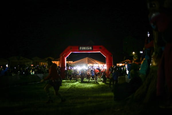 2016 The North Face Endurance Challenge 50 Mile Championships - iRunFar Start
