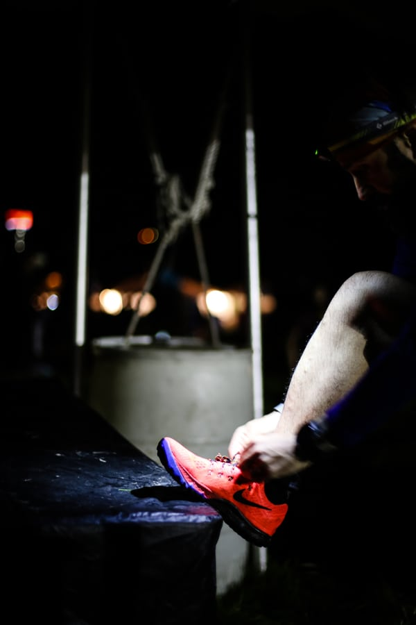 2016 The North Face Endurance Challenge 50 Mile Championships - Night