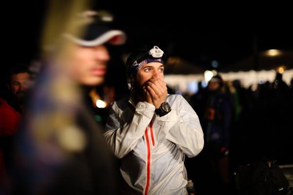 2016 The North Face Endurance Challenge 50 Mile Championships - Moises Jimenez Start