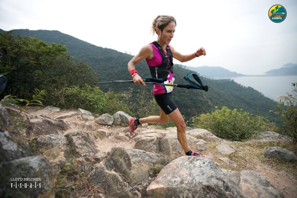 Caroline Chaverot - 2016 MSIG Lantau 50k champion