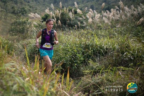 Sunmaya Budha - 2016 MSIG Lantau 50k second place