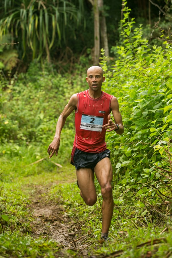 Joe Gray - 2016 XTERRA Trail Running World Champion
