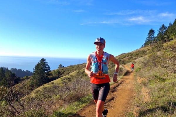 Annie Jean - 2016 The North Face 50 Mile