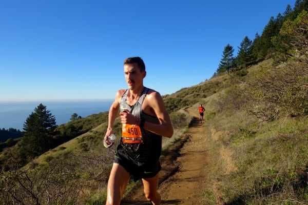 David Laney - 2016 The North Face 50 Mile