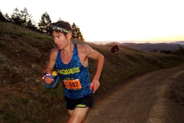 Sage Canaday - 2016 The North Face 50 Mile