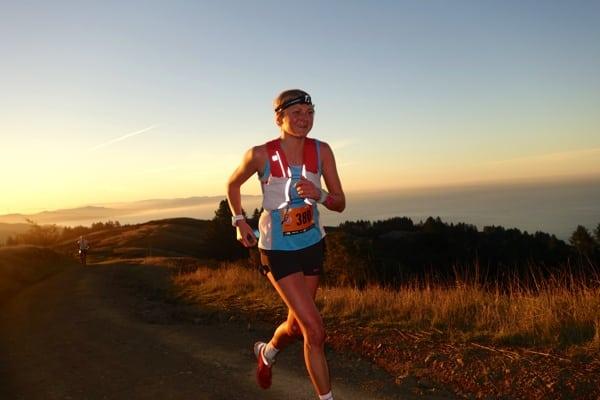 Ida Nilsson - 2016 The North Face 50 Mile