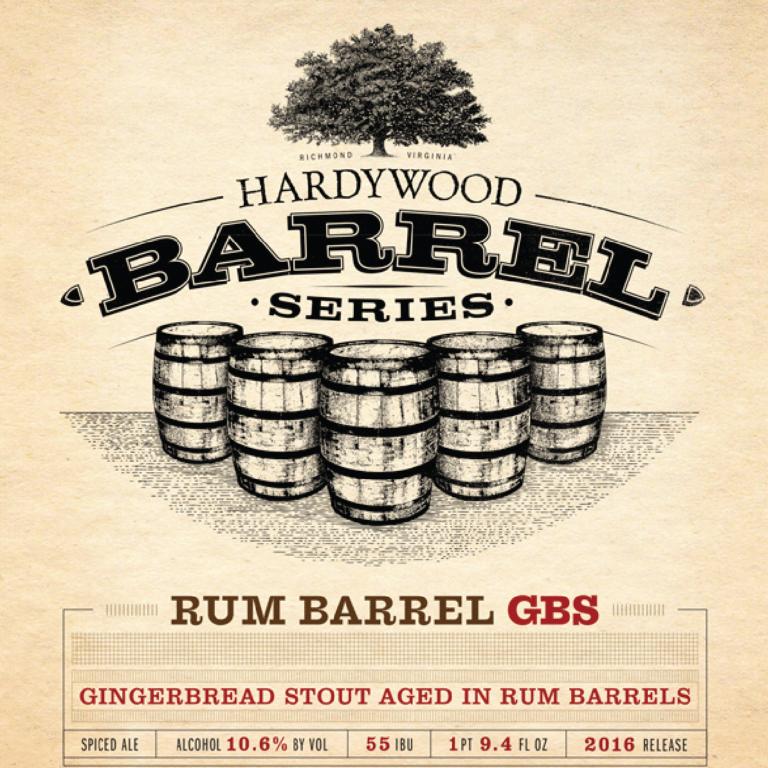 hardywood-park-craft-brewery-rum-barrel-gingerbread-stout