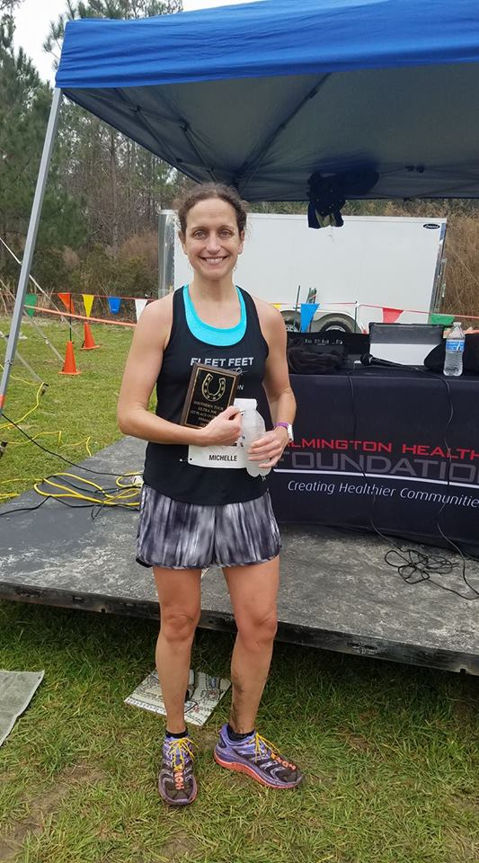Michele Fogle - 2017 Southern Tour Ultra 50k champion