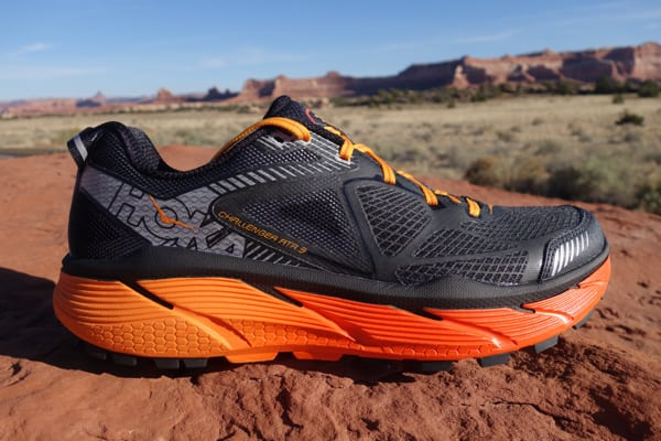 Hoka One One Challenger ATR 3 lateral upper