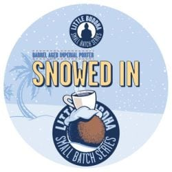 Funky Buddha Brewery Snowed In Imperial Porter