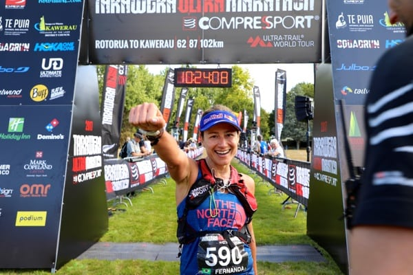 2017 Tarawera Ultramarathon - Fernanda Maciel