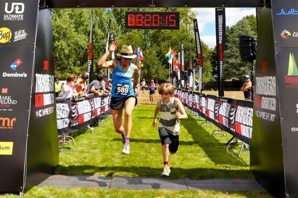 2017 Tarawera Ultramarathon - Magdalena Boulet