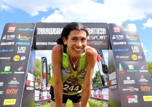 2017 Tarawera Ultramarathon - Cecilia Flori