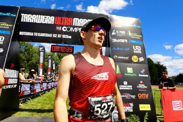 2017 Tarawera Ultramarathon - Sam McCutcheon